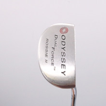 Odyssey Dual Force Rossie II Putter 33 Inches Steel Right-Handed 70938W