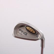 Ping i3 O-Size W Pitching Wedge Blue Dot Steel Cushin Shaft Regular Flex 70964W