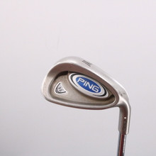 Ping i5 W Pitching Wedge White Dot Steel Shaft Regular Flex Right-Handed 70966W