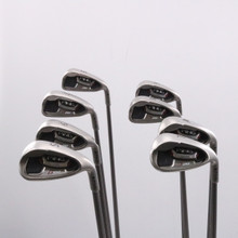 Ping G20 Iron Set 5-W,S,L Black Dot TFC 169 Graphite Shaft Regular Flex 71255G