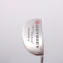 Odyssey Dual Force Rossie II Putter 35 Inches Steel Right-Handed 71009W
