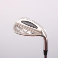 PING Tour Chrome Wedge 56 Degrees Black Dot Steel Shaft Right-handed 71048W