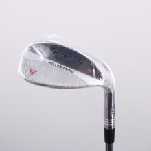 TaylorMade Milled Grind Satin Chrome Wedge 58 Degrees HB 12 Dynamic Gold 71067W