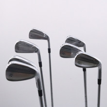 TaylorMade P790 Iron Set 5-P,A Steel KBS Tour Stiff Flex Right-Handed 71104W