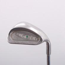 Ping EYE2 W Pitching Wedge Green Dot Steel ZZ Lite Stiff Flex Right-Handed 71082W
