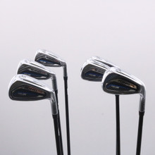 King F9 One Length Iron Set 5-P Fujikura ATMOS Graphite Senior Flex 71107W