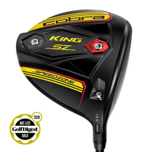 2020 Cobra King SZ Speedzone Driver 9 degrees Rogue X Flex LEFT-HANDED CODR25