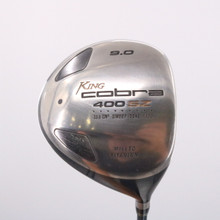 King Cobra 400 SZ Driver 9 Degrees Aldila HM 60 Stiff Flex Right-Handed 71457G
