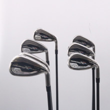 Callaway XR 5-P,A Iron Set Project X 4.5 Graphite Shaft Senior Flex 71524G