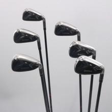 TaylorMade M2 Iron Set 5-P Graphite REAX 65 Regular Flex 71520G