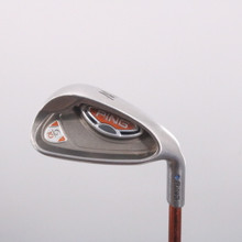 Ping G10 W Pitching Wedge Blue Dot Graphite TFC Regular Flex Right-Handed 71195W