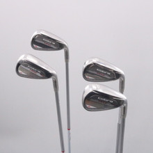 Cobra Max Iron Set 7-P Matrix MFS White Tie X4 Graphite Ladies Flex 71532G