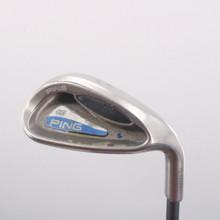 Ping G2 Sand Wedge Blue Dot Graphite TFC Shaft Regular Flex Right-Handed 71610W