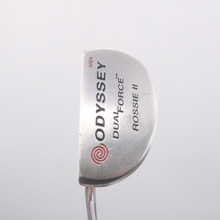 Odyssey Dual Force Rossie II Putter 34 Inches Steel Left-Handed 71556G