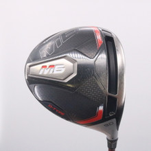 2019 TaylorMade M6 D-Type Driver 9 Degrees Even Flow 6.0 Stiff Flex 71572G