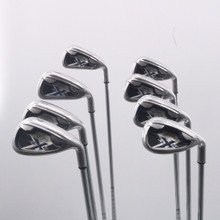 Callaway X-20 Iron Set 4-P,S Steel Shaft Uniflex Right-Handed 71579G