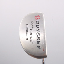 Odyssey Dual Force Rossie II Putter 35 Inches Steel Right-Handed 71996G