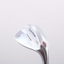 TaylorMade Milled Grind Satin Chrome Wedge 56 Degrees SB 12 Dynamic Gold 71821D