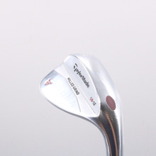 TaylorMade Milled Grind Satin Chrome Wedge 56 Degrees SB 12 Dynamic Gold 71822D