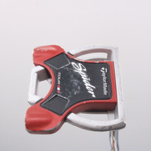 TaylorMade Spider Tour Platinum Double Bend Putter 35 Inches Right-Handed 71935G