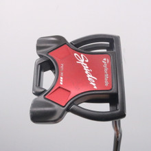 TaylorMade Spider Tour Black Double Bend Putter 35 Inches SightLine 71936G