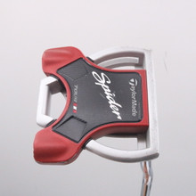 TaylorMade Spider Tour Platinum Double Bend Putter 35 Inches Right-Handed 71938G