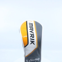 2020 Callaway Mavrik Driver Headcover Only Grey/White/Orange  HC-2446W