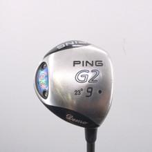 PING G2 9 Fairway Wood 23 Deg Black Dot TFC 100 Soft Regular Senior Flex 71875D