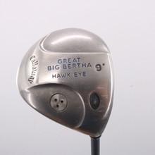 Callaway Hawk Eye Driver 9 Degrees Hawk Eye UL Light Senior Flex 71887D