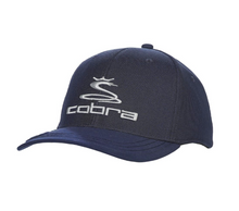Cobra Golf Adjustable Snapback Cap Hat with Ball Marker - Peacoat Blue HAT-CO-03
