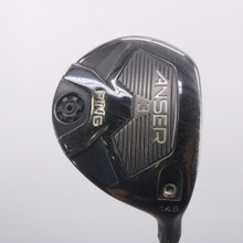 PING Anser 3 Fairway Wood 14.5 Degrees TFC 800F Stiff Flex Right-Handed 71960G