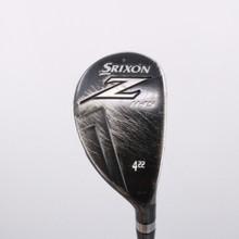 Srixon Z H45 4 Hybrid 22 Degrees Kuro Kage Graphite X-Stiff Flex 72018D
