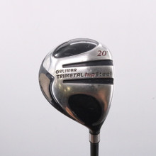 Orlimar Trimetal HipSteel Fairway Wood 20 Deg Graphite Regular Flex 72023D