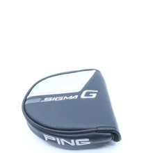 Ping Sigma G Mallet Putter Cover Headcover Only HC-2472W