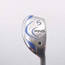 PING G5 4 Hybrid 22 Degrees G5 Steel Shaft Regular Flex Right-Handed 72032D