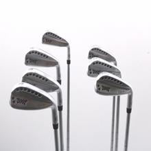 PXG 0311P GEN2 Chrome Forged Iron Set 4-W Steel KBS Tour 120 Stiff Flex 72079G