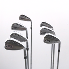 PXG 0311P GEN2 Chrome Forged Iron Set 4-W Steel KBS Tour 120 Stiff Flex 72079G