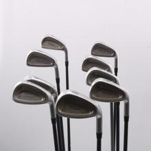 Titleist DCI 981SL Iron Set 4-P,W,S Graphite Shaft Ladies Flex Right-Hand 72090G