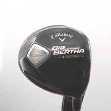 Callaway Big Bertha V Series Driver 10.5 Deg Bassara 42 Lite Senior Flex 72113G