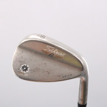 Titleist SM5 Gold Nickel Vokey Wedge 50 Deg 50.12 Steel Right-Handed 72045D