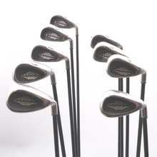 Callaway Golf Big Bertha 3-10,W,S Iron Set Graphite RCH75i Firm Stiff 72153G