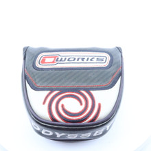 Odyssey O Works Mallet Putter Cover Headcover HC-2552D