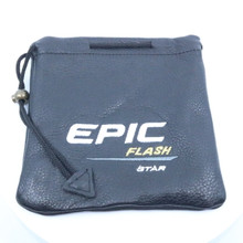 Callaway Epic Flash Star Leather Valuables Pouch Small Bag 7 x 6 inches 72273D