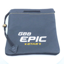 Callaway GBB Epic Star Leather Valuables Pouch Small Bag 7 x 6 inches 72274D