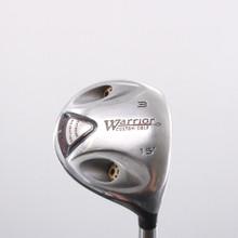 Warrior Golf 3 Fairway Wood 15 Degree Graphite Shaft Stiff Flex 72611D