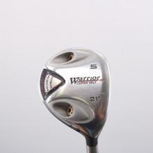 Warrior Golf 5 Fairway Wood 21 Degree Graphite Shaft Stiff Flex 72612D