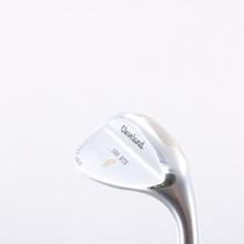 Cleveland 588 RTX Satin Chrome Wedge 56 Degrees 56.14 Dynamic Gold Steel 72420W