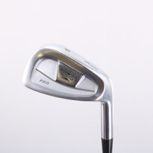 Mizuno T-Zoid Pro Forged Pitching Wedge Dynamic Gold Steel S300 Stiff Flex 72915W