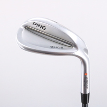 Ping Glide Gorge Wedge SS 60 Degrees Orange Dot Graphite Lite Senior Flex 72923W
