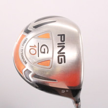 PING G10 Driver 9 Degrees TFC 129D Graphite Stiff Flex Right-Handed 72562G